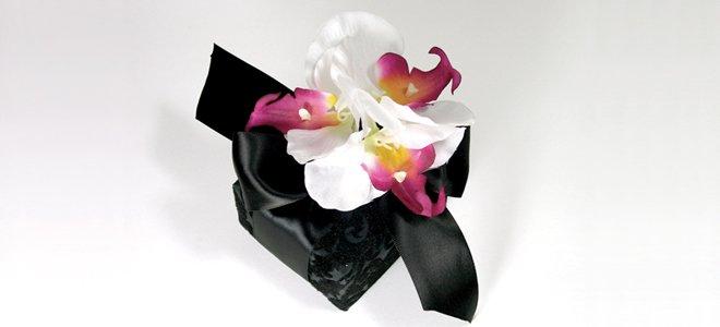 White Orchid - Striking Elegance