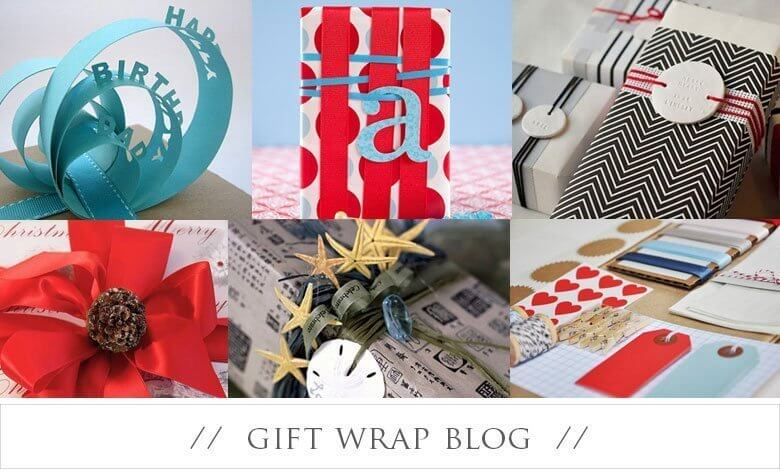 NEW Gift Wrap Blog