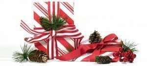 Holiday gift wrap service by Pretty Present