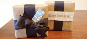 custom gift wrapping service gift wrap example