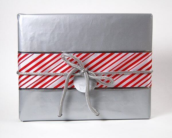 Metallic Candy Cane