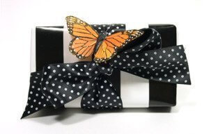 custom gift wrap service by Pretty Present