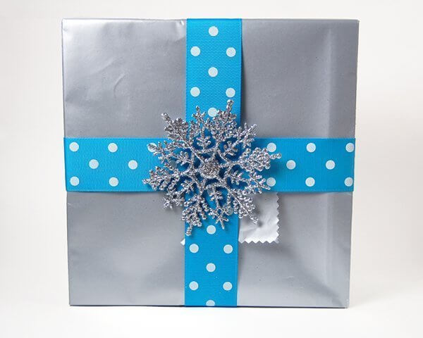 Snowflake-Winter-Wonderland-Pretty-Present
