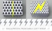 Free-Halloween-Printable-Gift-Wrap-Download-via-Pretty-Present Blog