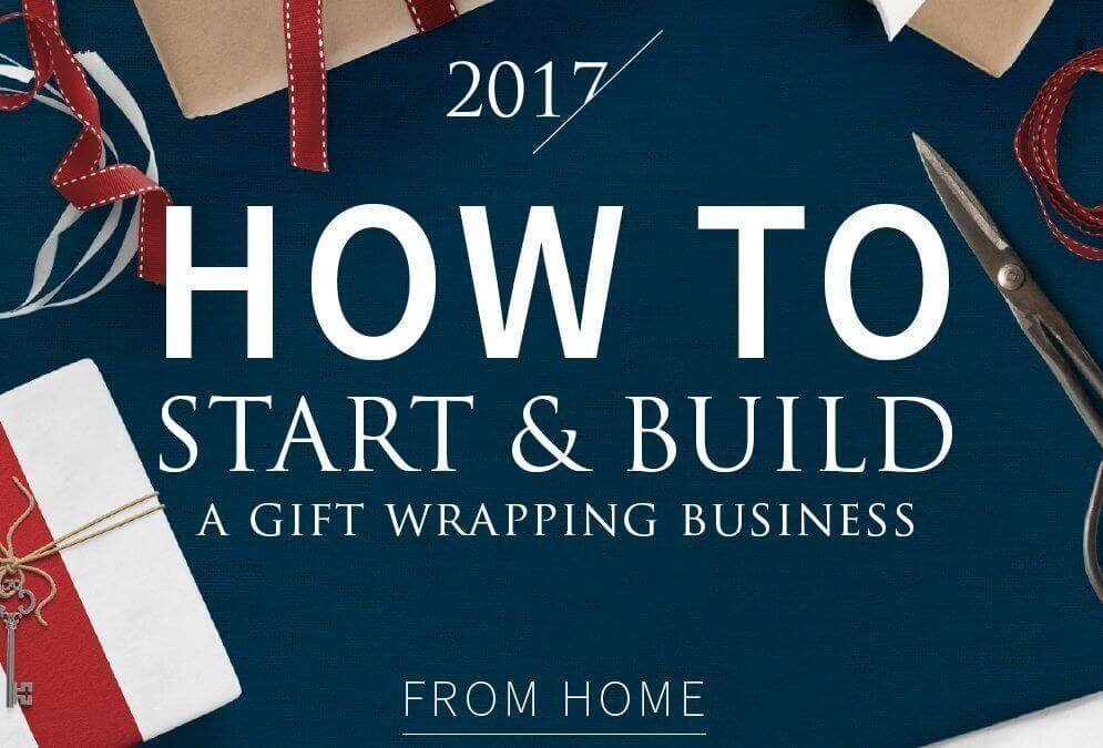 How To Start A Gift Wrapping Business eBook