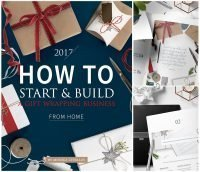 eBook for How To Start Your Own Gift Wrapping Business by Monica Cevallos